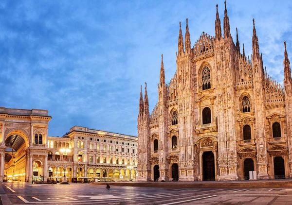 Миланский собор (Duomo di Milano)