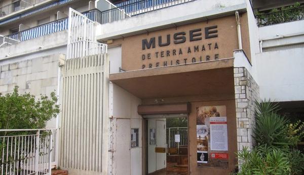 Палеонтологический музей «Терра Амата» (Musée de paléontologie humaine de Terra-Amata)