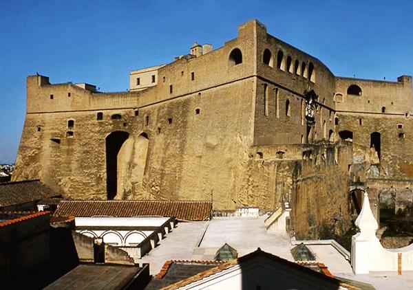 Замок святого Эльмо