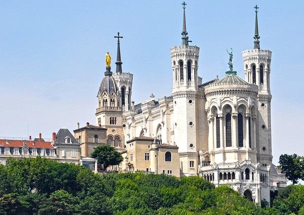 Базилика Нотр Дам де Фурвьер