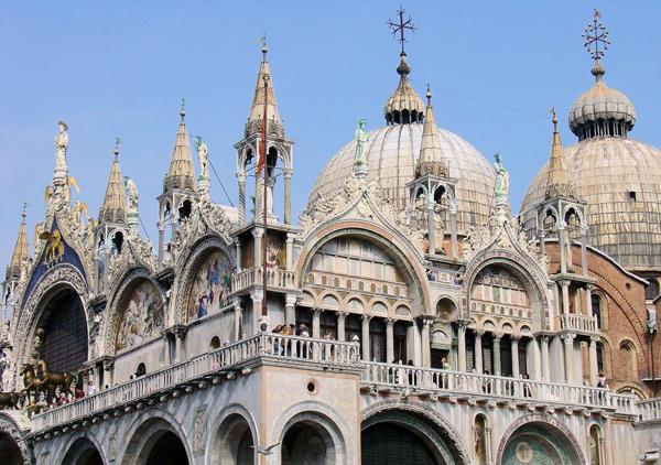 Собор Святого Марка (Basilica di San Marco)