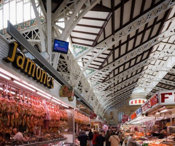 Центральный рынок Mercado de Colon
