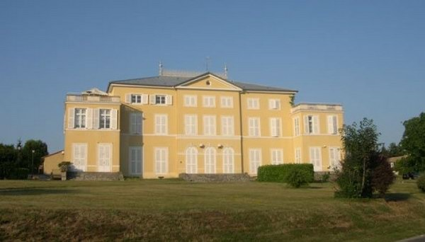 замок Bois Dieu