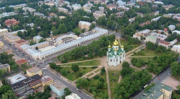 Город Пушкин, Санкт-Петербург