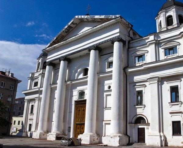 Католический храм Св. Станислава