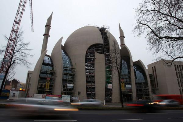 Центральная мечеть Кёльна