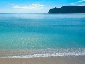 Знаменитый пляж Поэтто