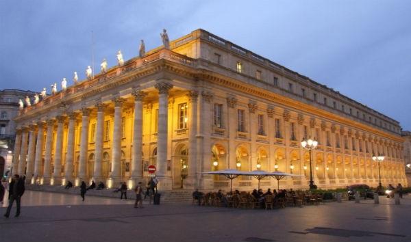Гран-театр Бордо