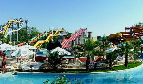 Аквапарк Waterland