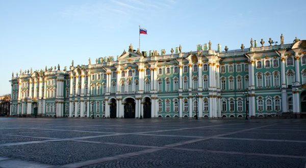 Зимний дворец Санкт-Петербурга
