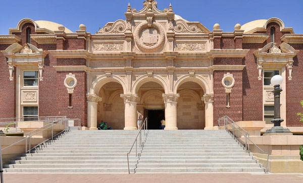 Музей естественной истории (Natural History Museum of Los Angeles)