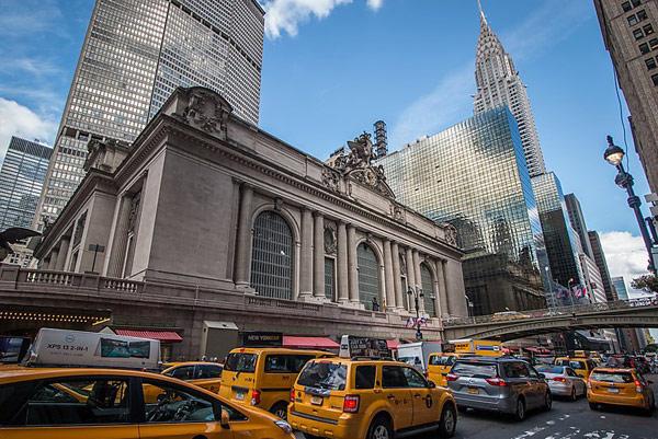 Grand Central Terminal (Центральный вокзал)
