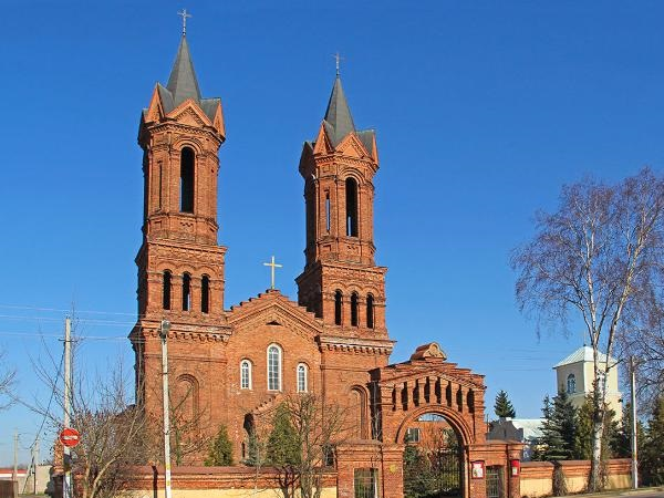 Костёл Святой Варвары
