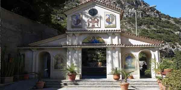 Монастырь святого Георгия