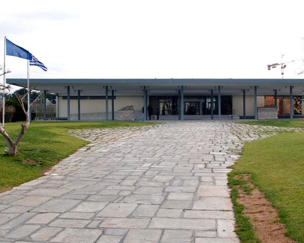 Археологический музей г. Салоники