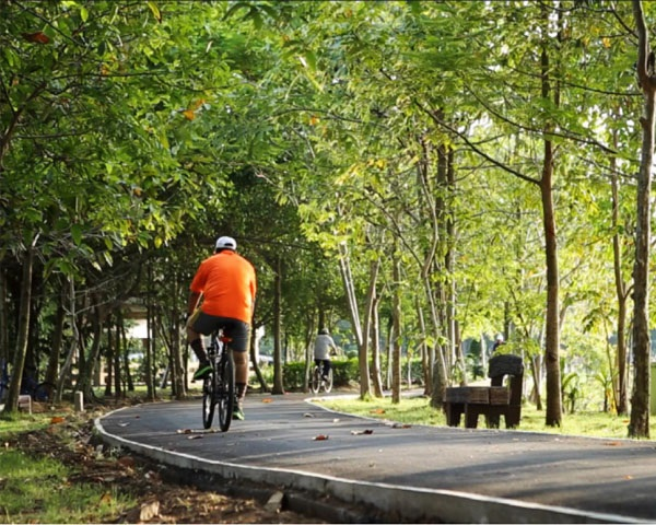 Парк и ботанический сад Sri Nakhon Khuean Lhan