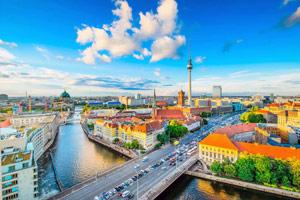 Берлин – один из самых популярных туристических центров Европы