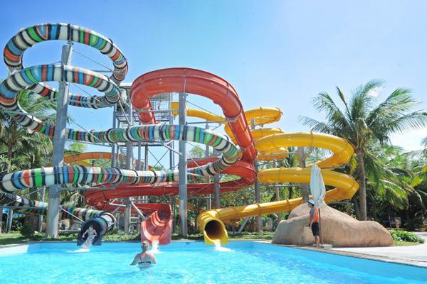Парк развлечений Vinpearl Waterpark