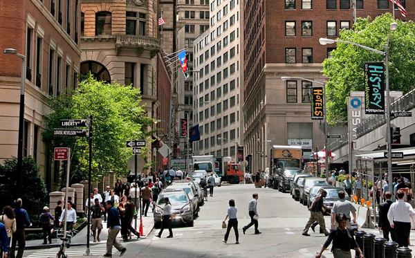 Wall Street (Уолл-стрит)