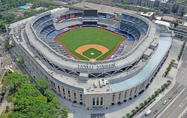 Yankee Stadium (Янки-стэдиум)
