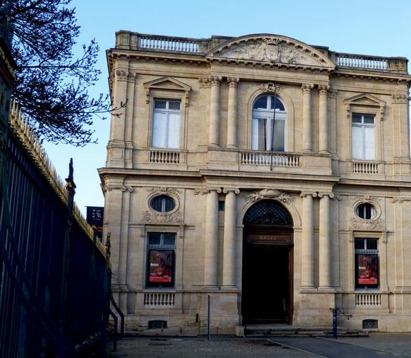 Музея изобразительных искусств