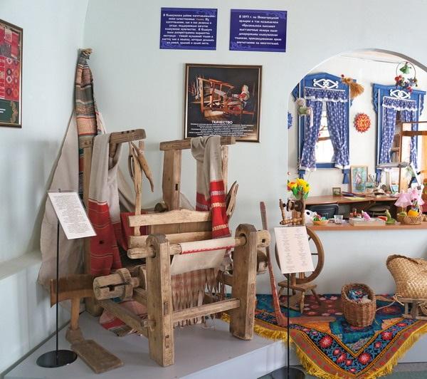 Ремесленные мастерские и интерактивные занятия