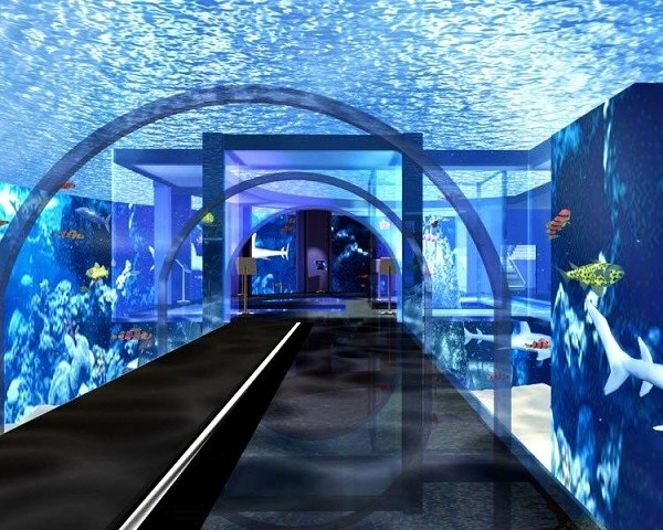 Океанариум Sea Life Ocean World