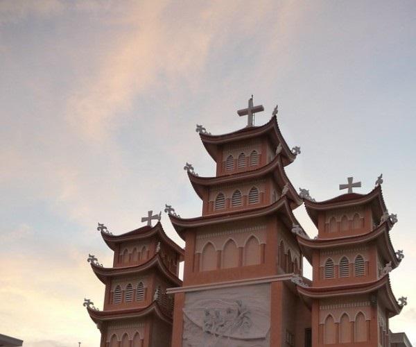 Католическая церковь Муйне