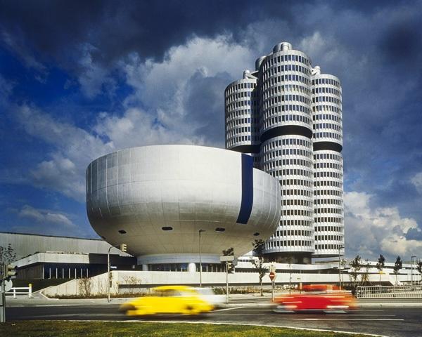 Музей BMW и Мир BMW
