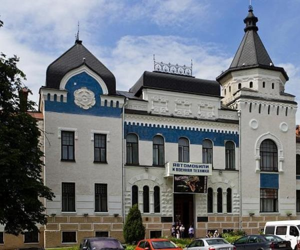 Областной художественный музей им. П. Масленникова