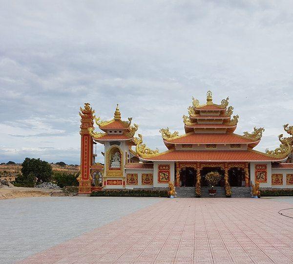 Храм Чуа Бинх Нхон