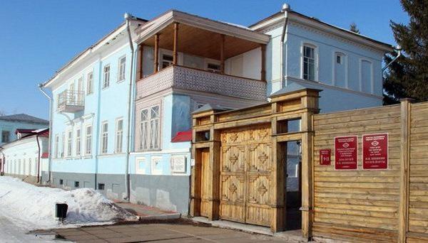 Дом-музей Ивана Ивановича Шишкина