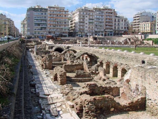 Римский форум (античная Агора)