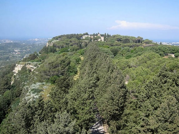 Гора Филеримос