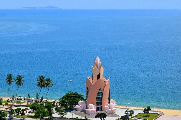 Башня Трам Хуонг (Thap Tram Huong)