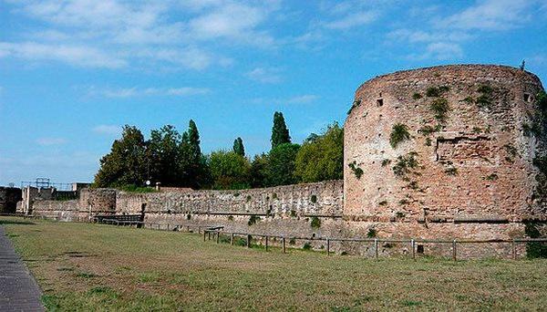 Крепость Бранкалеоне