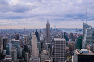 Население города составляет более восьми миллионов жителей