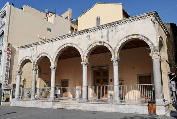 Музей изобразительных искусств в базилике святого Марка