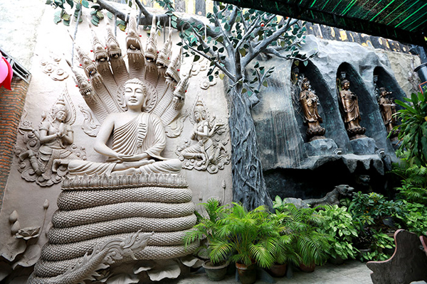 Храм Пхап Вьен Тханх Шон (Phap Vien Thanh Son)