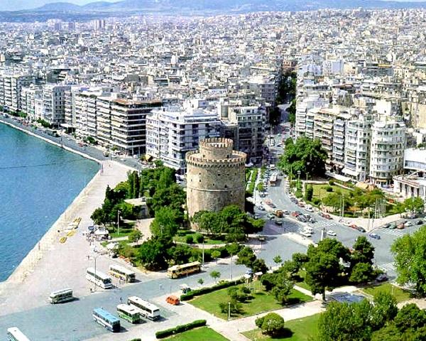 Пляжный отдых в Салониках в Греции