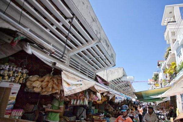 Центральный рынок Фантьет
