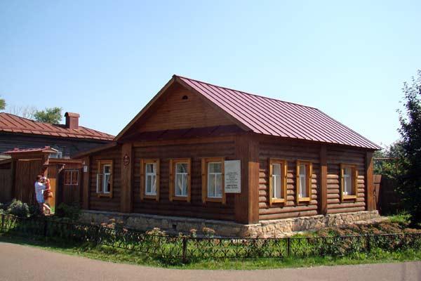 Дом памяти Марины Ивановны Цветаевой