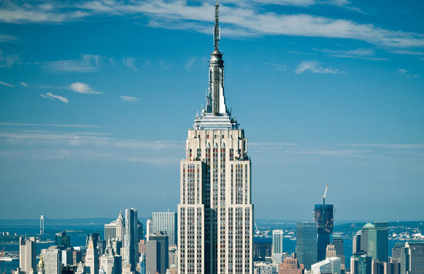 Empire State Building (Эмпайр-стейт-билдинг)