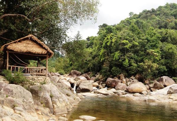 Заповедник Хон Ба (Hon Ba Nature Reserve)