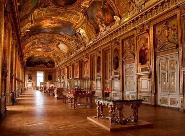 Архитектура Зимнего дворца