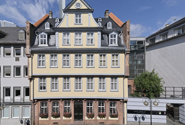 Дом и музей Гёте (Goethe-Haus & Goethe-Museum)