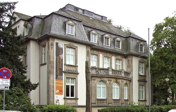 Музей мировых культур (Weltkulturenmuseum)