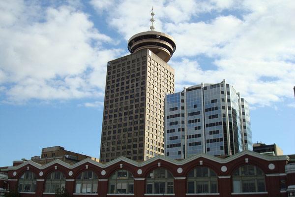 Башня Харбор-центра (Harbour Centre)