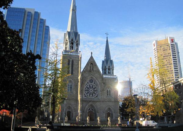 Кафедральный собор св. Розария (Holy Rosary Cathedral)