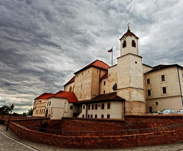 Старейший музей – замок Шпильберк